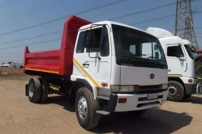 Truck Nissan Tipper UD85 6m3 Tipper 2003