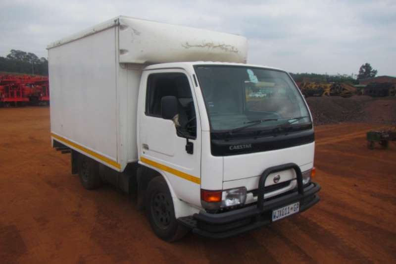 Truck Nissan Volume Body NISSAN UD20 CABSTAR VOLUME BODY 2007