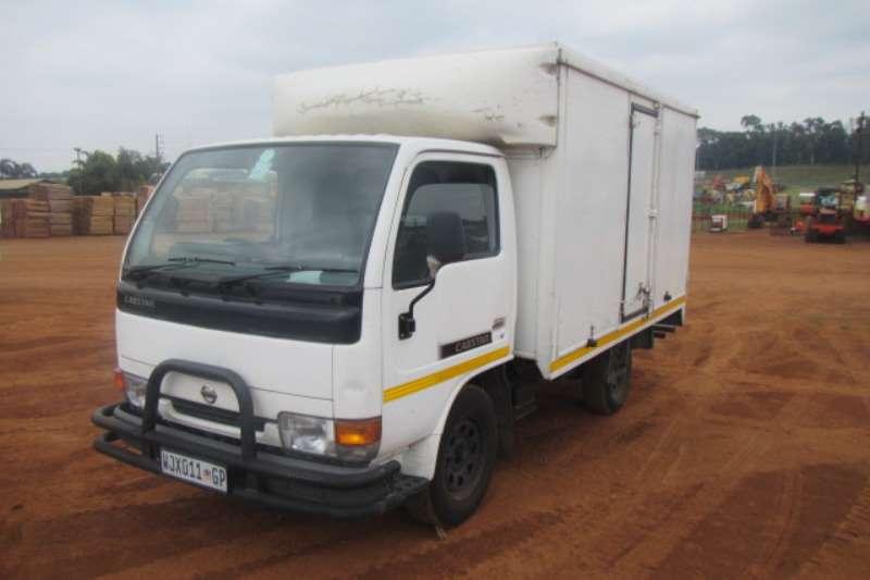 Nissan Volume body NISSAN UD20 CABSTAR VOLUME BODY Truck