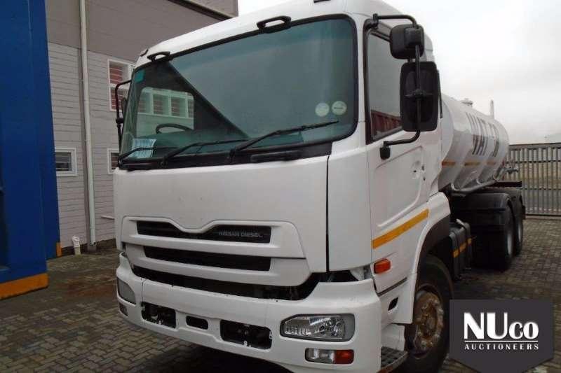 Truck Nissan Water Tanker NISSAN UD330 16,000L WATER TANKER 2012