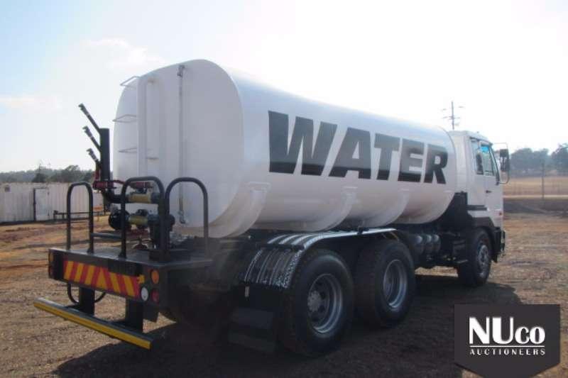 Nissan Water tanker NISSAN UD440 16000L WATER TANKER #ADDT180000000241 Truck