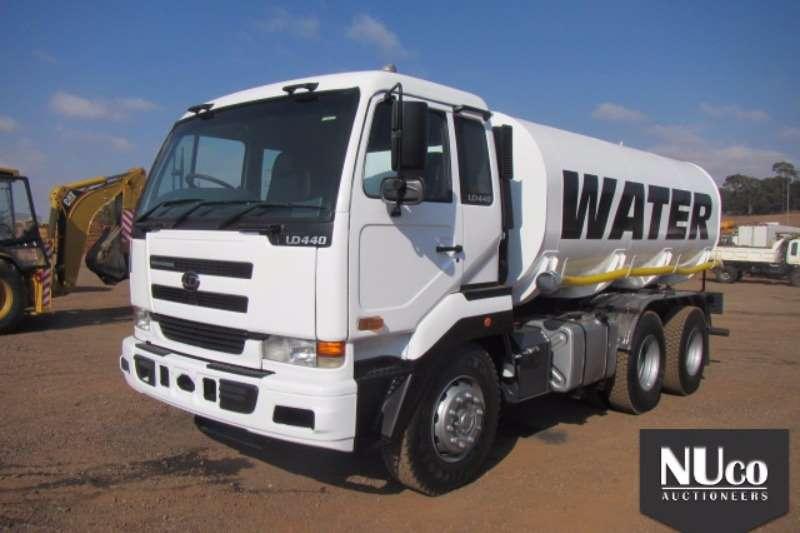 Truck Nissan Water Tanker NISSAN UD440 WATER TANKER #ADDT180000000241 2007