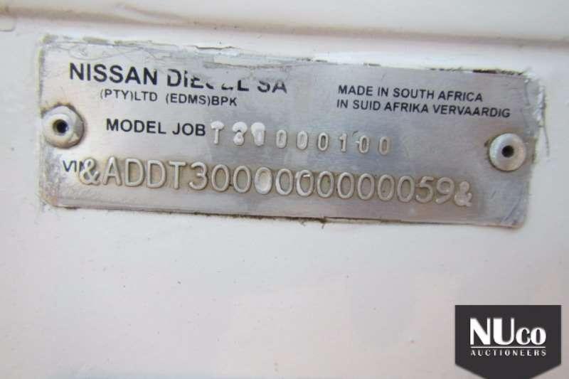 Nissan Water tanker NISSAN UD460 16000L WATER TANKER Truck