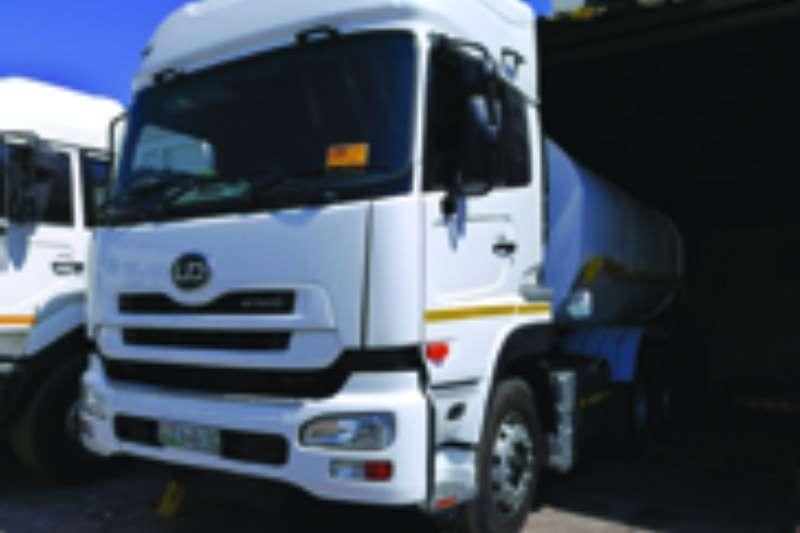 Nissan Water tanker UD 460 Truck