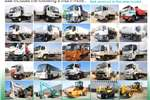 Truck Nissan Water Tanker UD460 6x4 Water Tanker (de registered) 2012