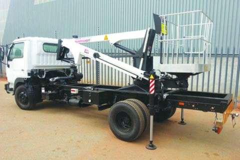 Other Aerial Platform- Truck