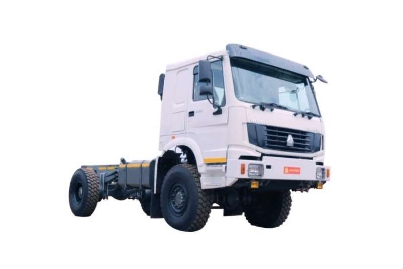 Other Chassis cab Sinotruk 4x4 Chassis Cab Truck