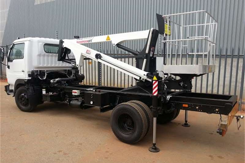 Truck Other Cherry Picker 12m cherry picker truck 0
