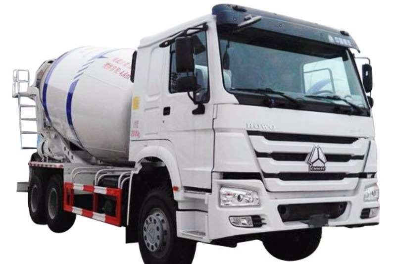 Other Concrete mixer Sinotruk 6x4 6 Cube Mixer Truck