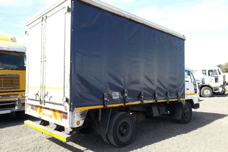 Other Curtain side Diahutsu Delta Truck