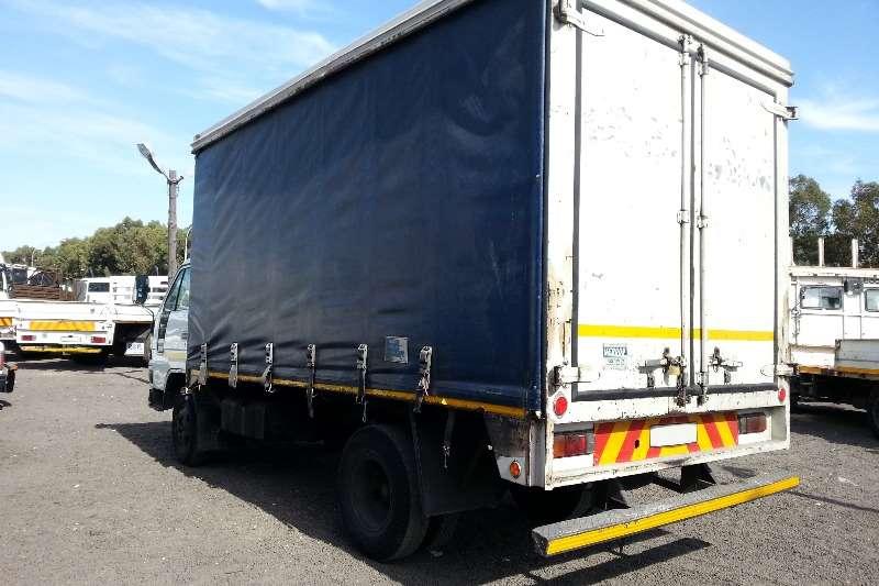 Other Curtain side Diahutsu Delta Truck