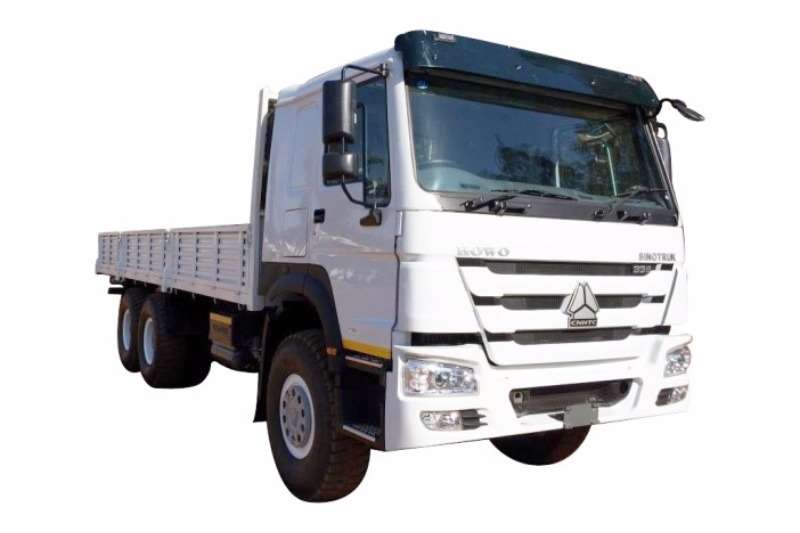Other Dropside Sinotruk 6x4 Dropside Truck