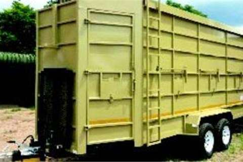 Truck Other Game Trailer 3.2 Ton- 0