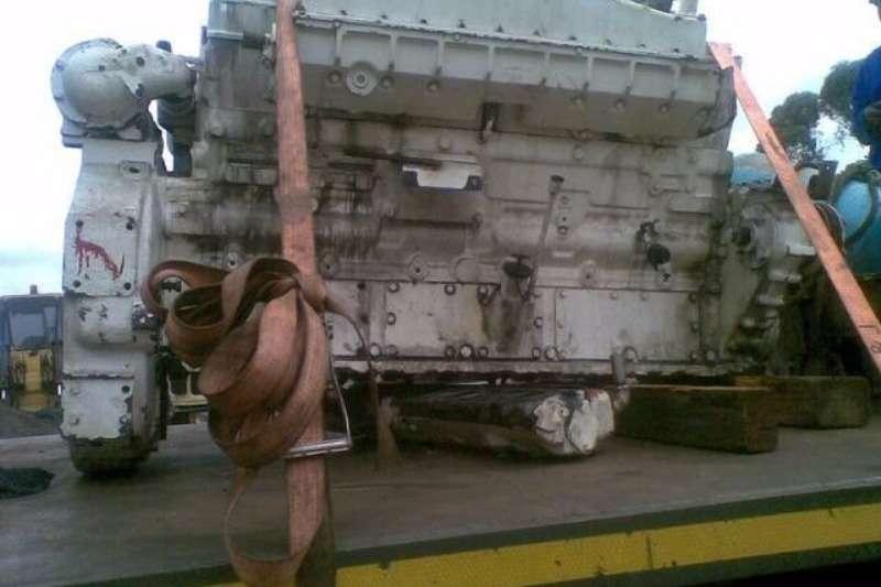 Other Other Cummins V12 VTA Engine Truck