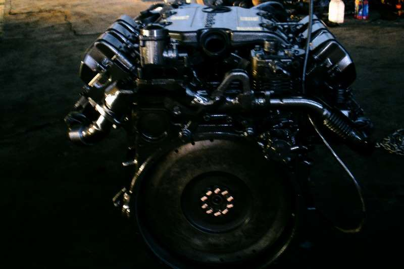 Other Other Mercedes Actros V6 OM501 Truck