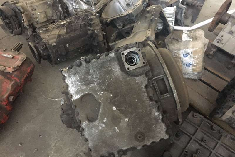 Truck Other Other ZF Auto Transmission 0