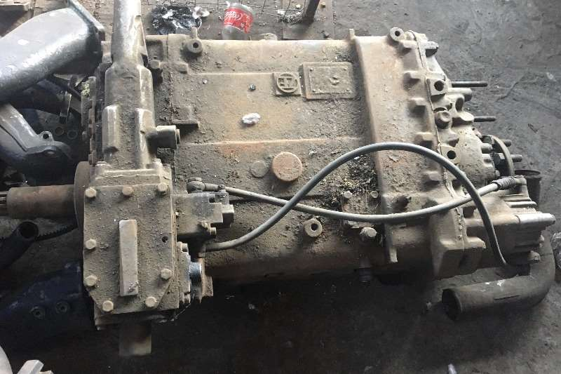 Other Other ZF S666 Gearbox Truck