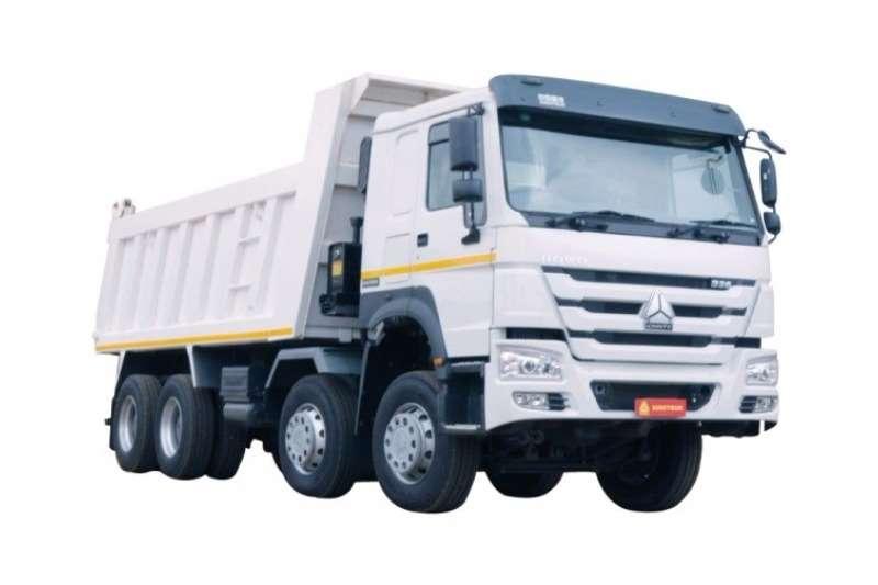 Truck Other Tipper Sinotruk 8x4 18 Cube Tipper 336HP 2016