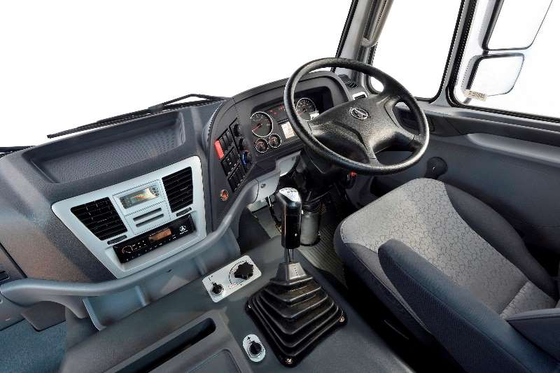 Powerstar Chassis cab 1627 Truck
