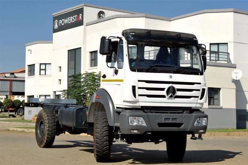 Powerstar Chassis cab 1729 Truck