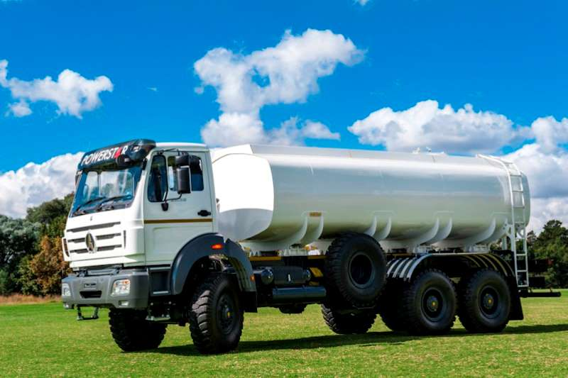 Powerstar Chassis cab 2635A Truck