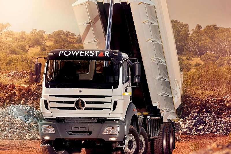 Powerstar Chassis cab 4035B Truck