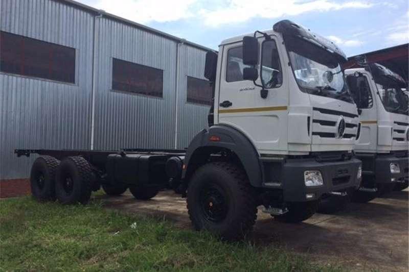 Powerstar Chassis cab 6x6 Powerstar Rigid truck Truck