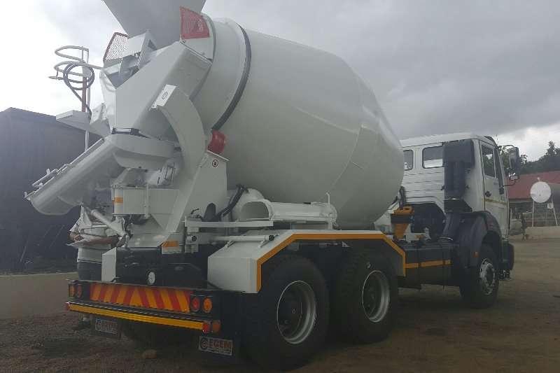 Powerstar Concrete mixer 2628 6x4 6Cube Mixer Truck