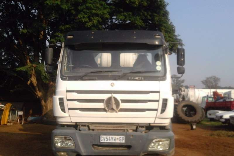 Truck Powerstar Concrete Mixer Concrete Mixer 6m3 2013