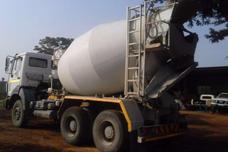 Powerstar Concrete mixer Concrete Mixer 6m3 Truck