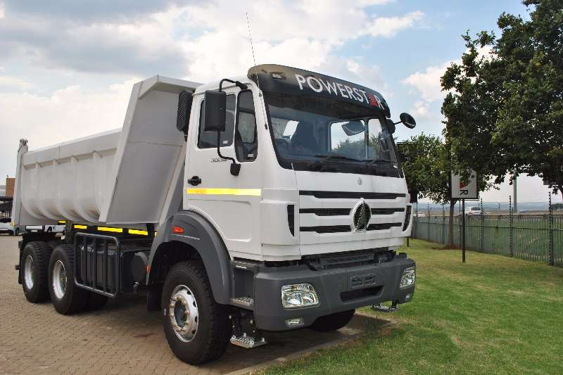 Powerstar Tipper 2628K Truck