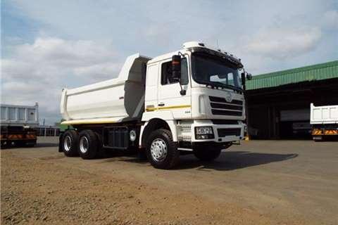 Powerstar Tipper Powerland 3034 6x4 12m3 Truck