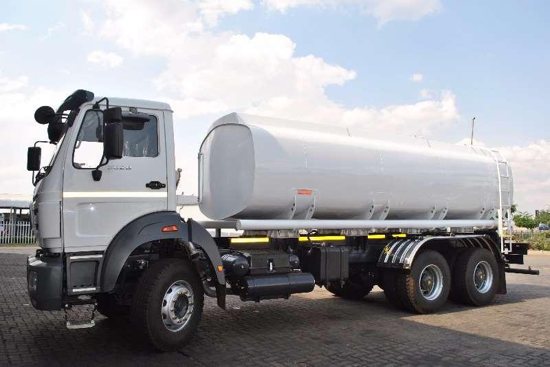 Powerstar Water tanker 2628 LWB Truck
