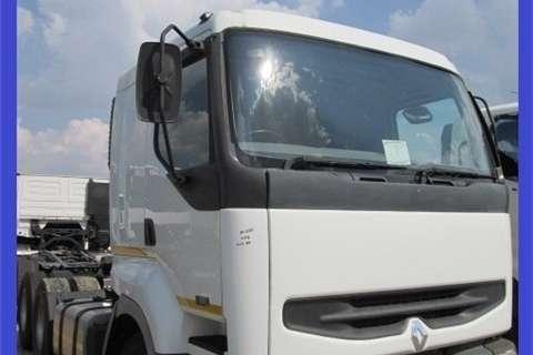 Renault Kerax Premium 385 Truck
