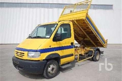 Renault MASCOTT 110DCI  Truck