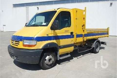 Renault MASTER 110DCI  Truck