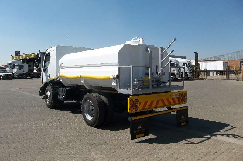 Renault Water tanker MIDLUM 280 WATERBOWSER 8000 L Truck