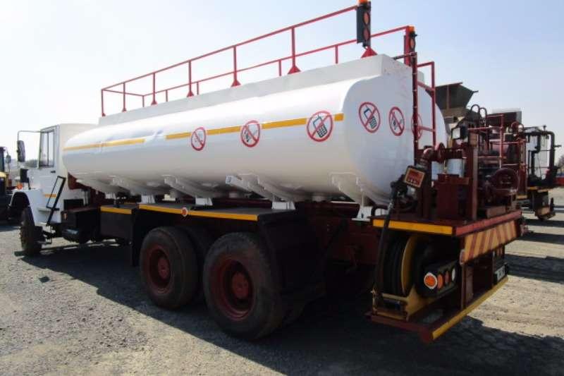 Samag Diesel tanker 120 Diesel tanker Truck