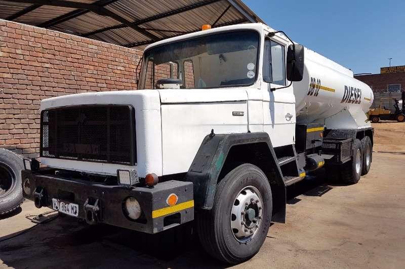 Samag Diesel tanker Samag 120 Truck