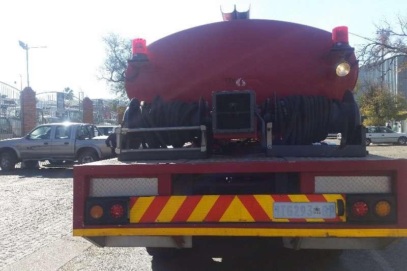 Samag Water tanker Truck