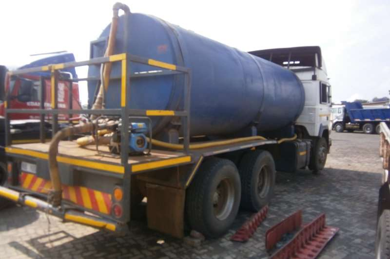Samag Water tanker 26-360 Turbostar Truck
