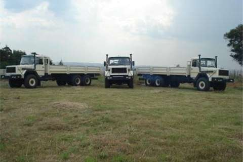 Samil 100 Dropside Truck