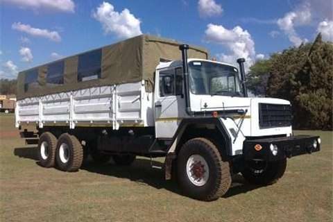 Samil 100 Personnel Carrier Truck