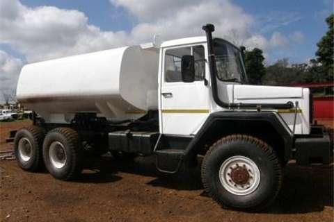 Samil 100 Tanker Truck