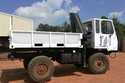 Samil 20 Crane Truck Truck