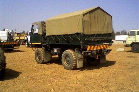 Samil 20 Personnel Carrier Truck