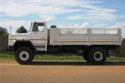 Samil 50 MKII Truck