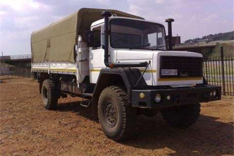Samil 50 Personnel Carrier Truck