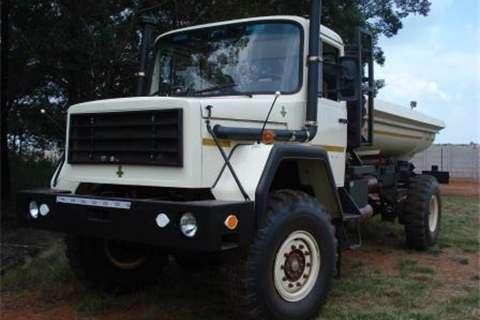 Samil 50 Tanker Truck