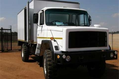 Samil 50 Workshop Unit Truck